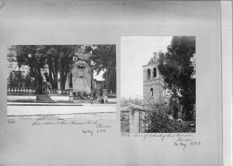 Mission Photograph Album - Mexico #05 page 0244