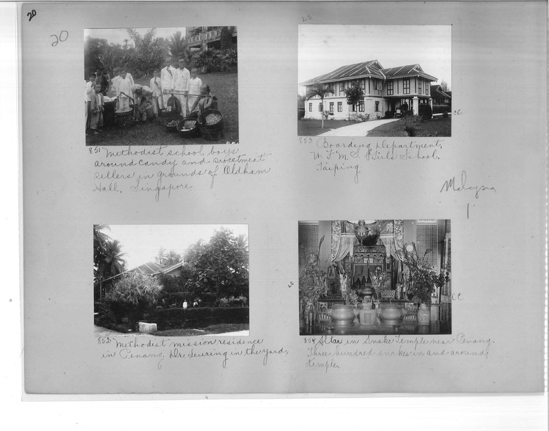 Mission Photograph Album - Malaysia #1 page 0020