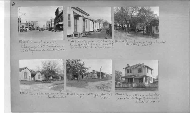 Mission Photograph Album - Negro #5 page 0042