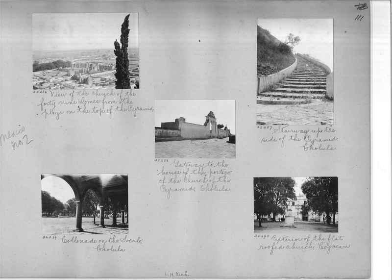Mission Photograph Album - Mexico #02 Page_0111