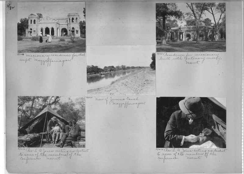 Mission Photograph Album - India #10 Page 0082
