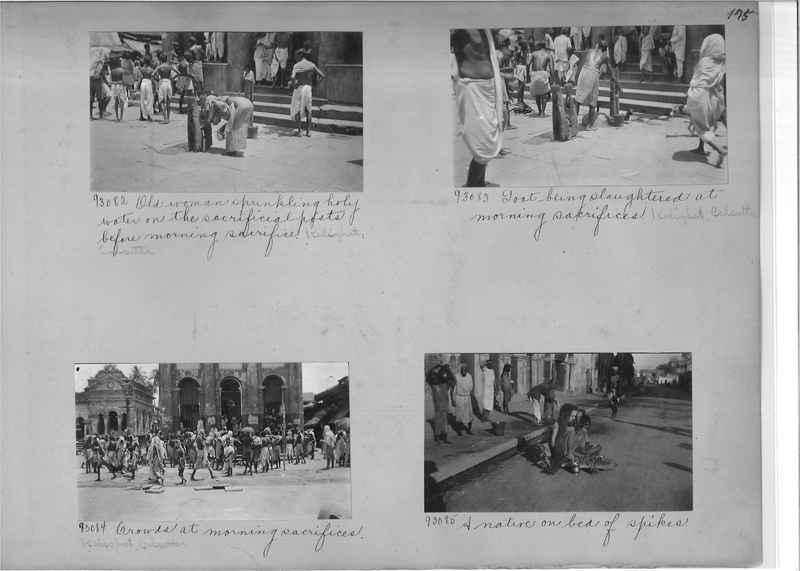Mission Photograph Album - India #10 Page 0175