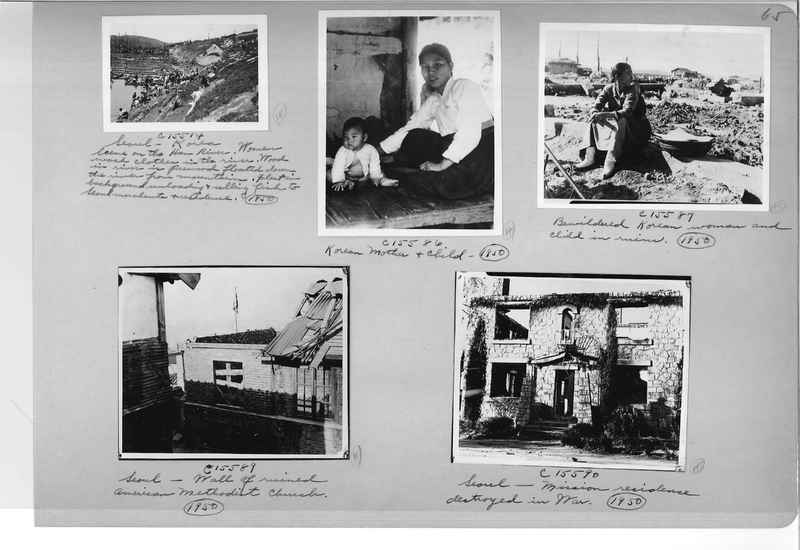 Mission Photograph Album - Korea #6 page 0065