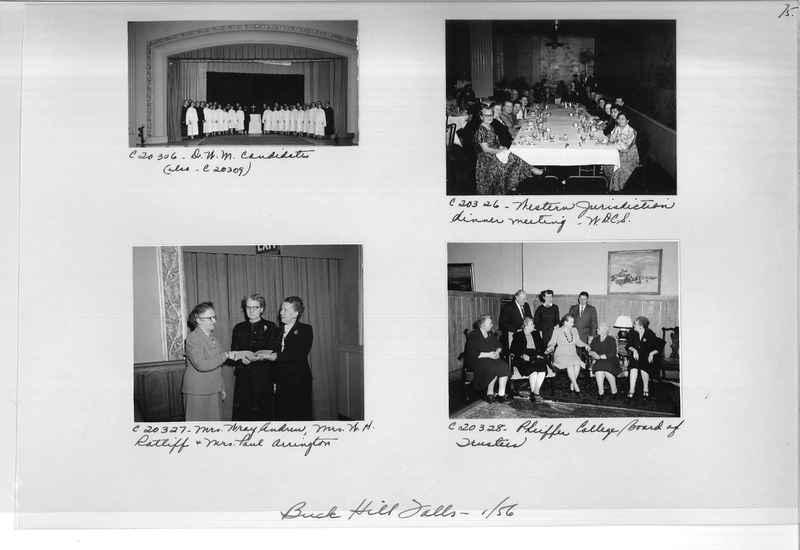 Mission Photograph Album - Portraits #09 Page 0075