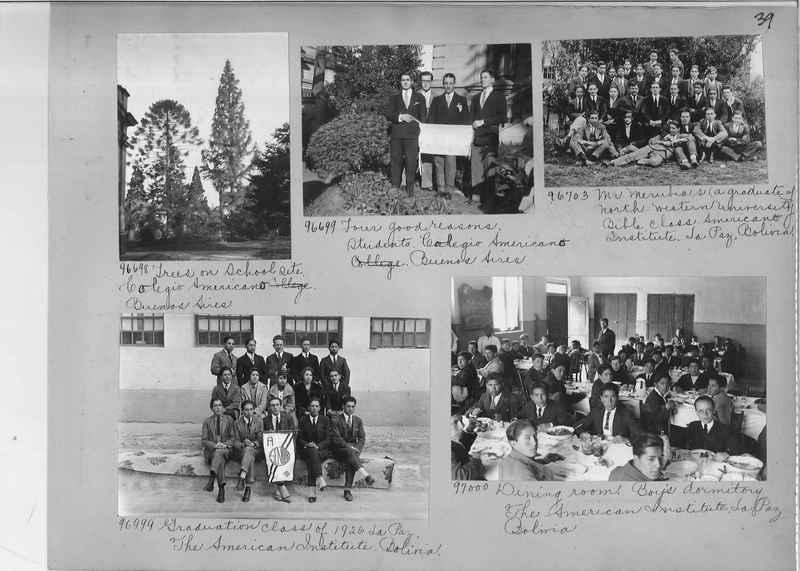 Misson Photograph Album - South America #8 page 0039