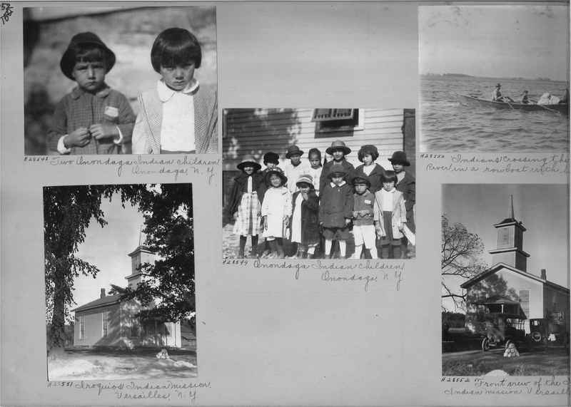 Mission Photograph Album - Indians #2 page_0152