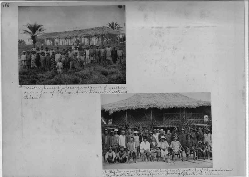 Mission Photograph Album - Africa O.P. #4 page 0186