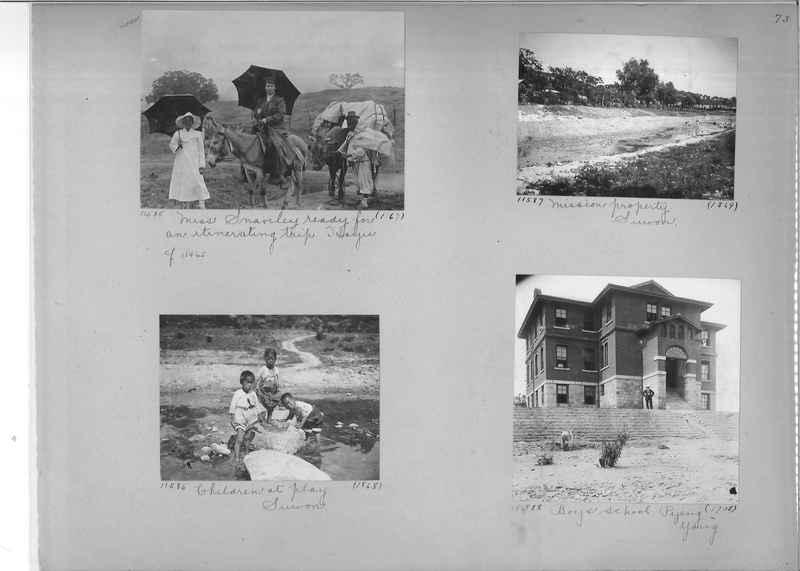 Mission Photograph Album - Korea #2 page 0073