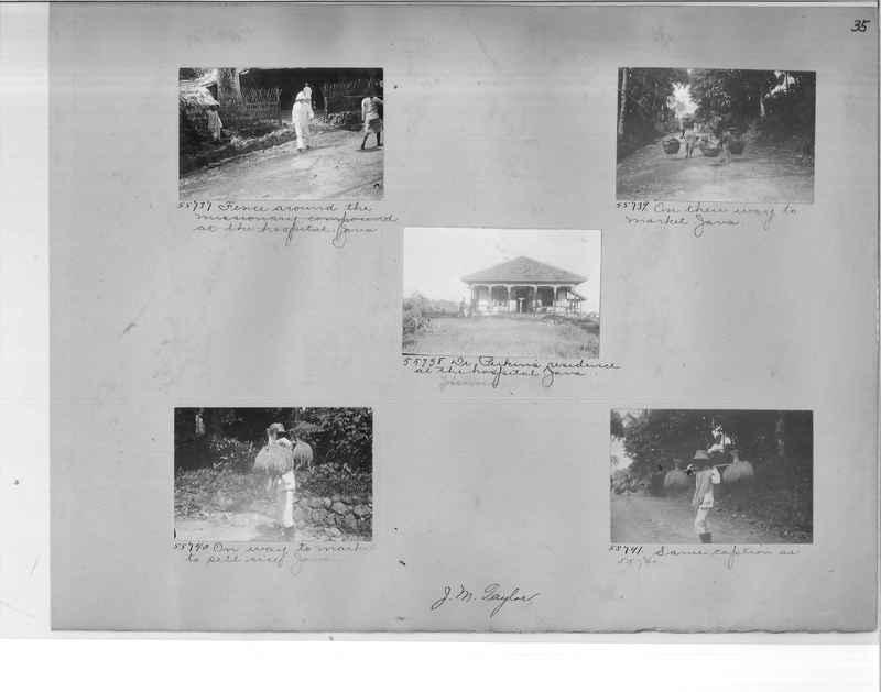 Mission Photograph Album - Malaysia #6 page 0035