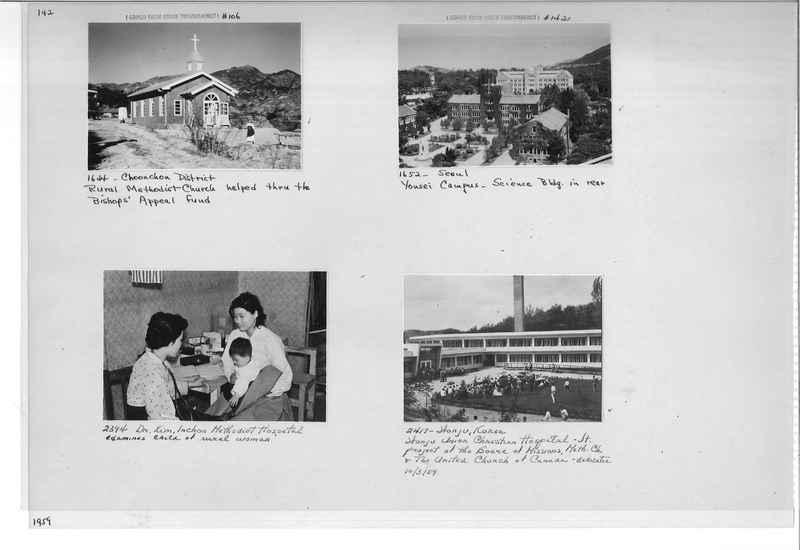 Mission Photograph Album - Korea #6 page 0142