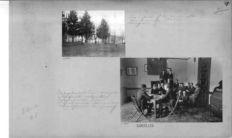 Mission Photograph Album - Education #1 page 0097