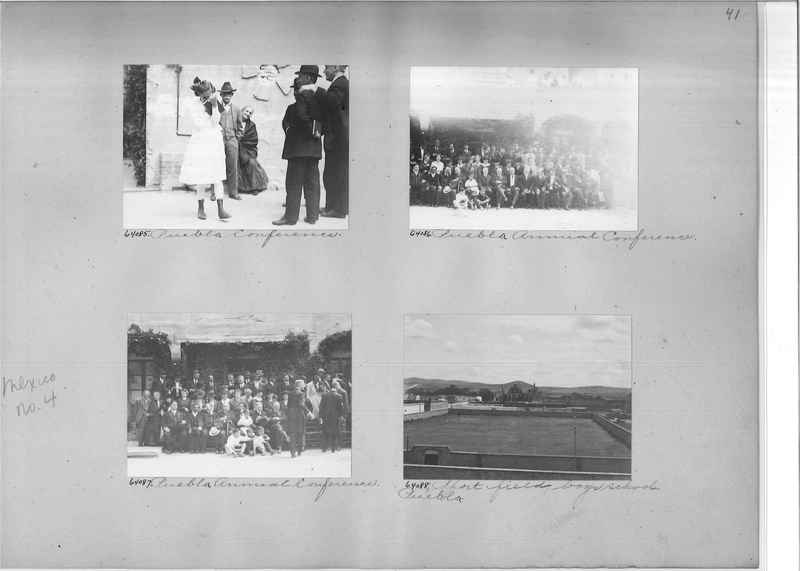 Mission Photograph Album - Mexico #04 page 0041