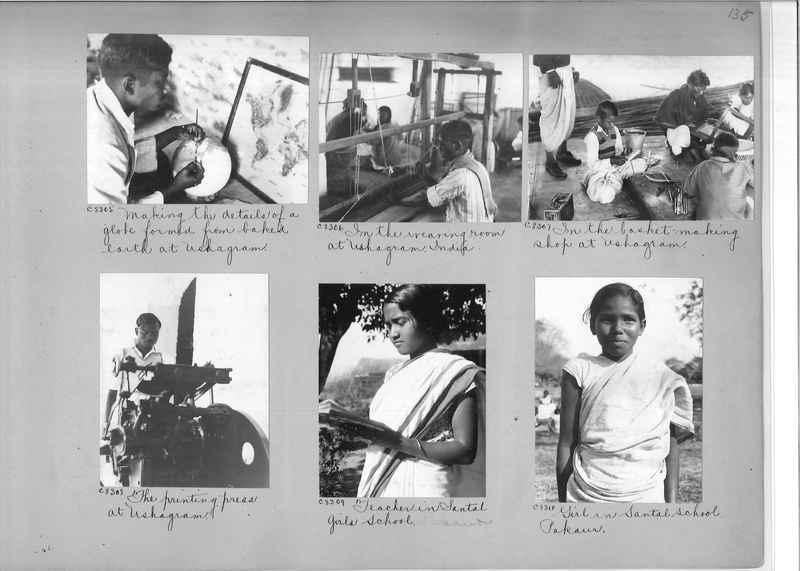 Mission Photograph Album - India #13 Page 0135