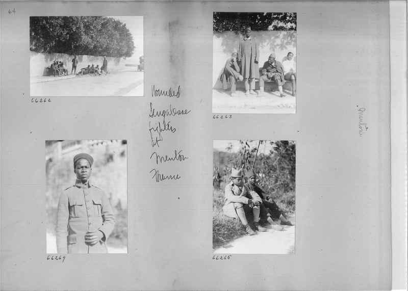 Mission Photograph Album - Europe #05 Page 0064