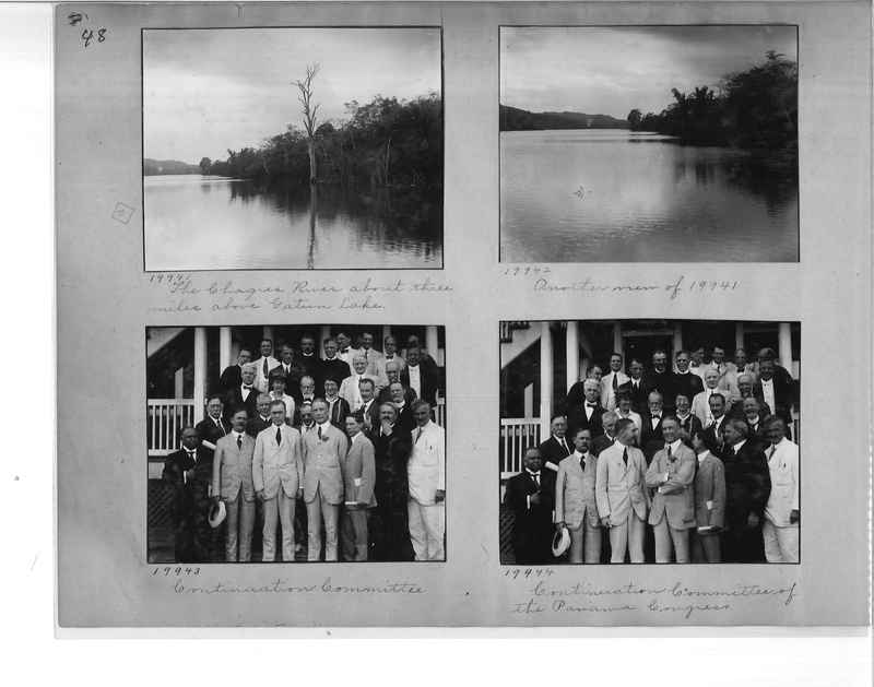 Mission Photograph Album - Panama #1 page  0048