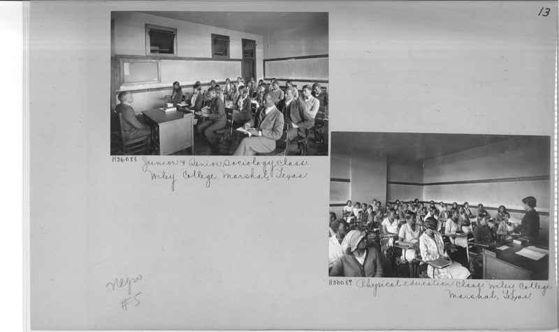 Mission Photograph Album - Negro #5 page 0013