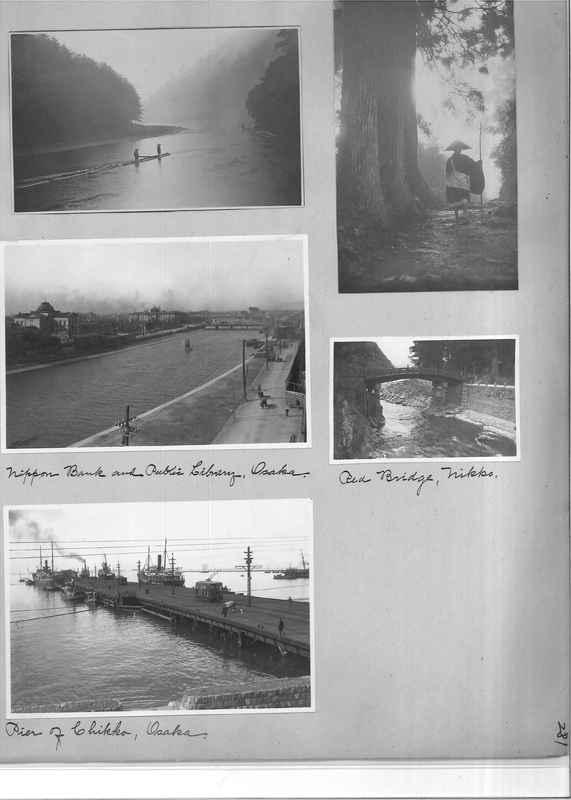Mission Photograph Album - Japan and Korea #01 Page 0281