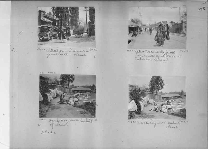 Mission Photograph Album - Korea #1 page 0113
