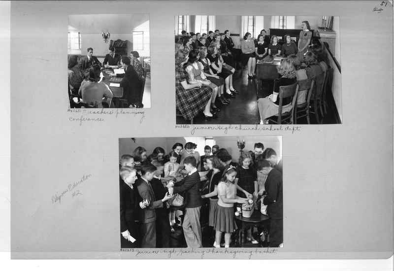 Mission Photograph Album - Religious Education #2 page 0051
