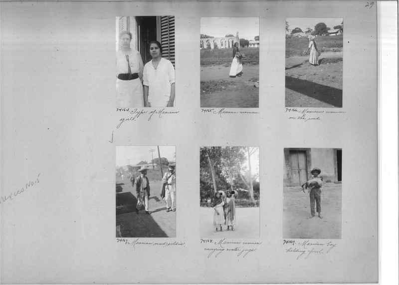 Mission Photograph Album - Mexico #05 page 0029