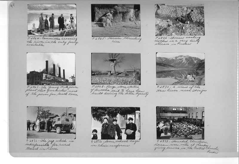 Mission Photograph Album - Korea #6 page 0094