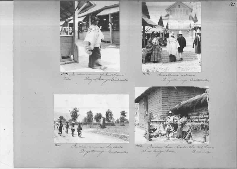 Mission Photograph Album - Panama #04 page 0101