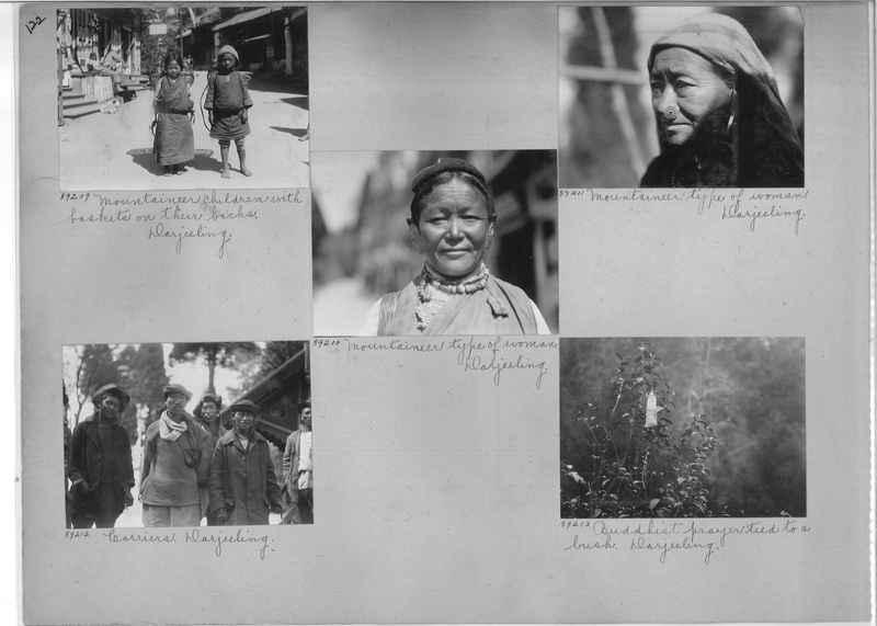 Mission Photograph Album - India #10 Page 0122