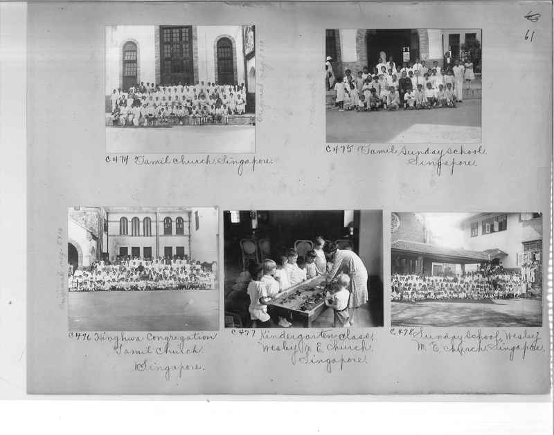 Mission Photograph Album - Malaysia #7 page 0061
