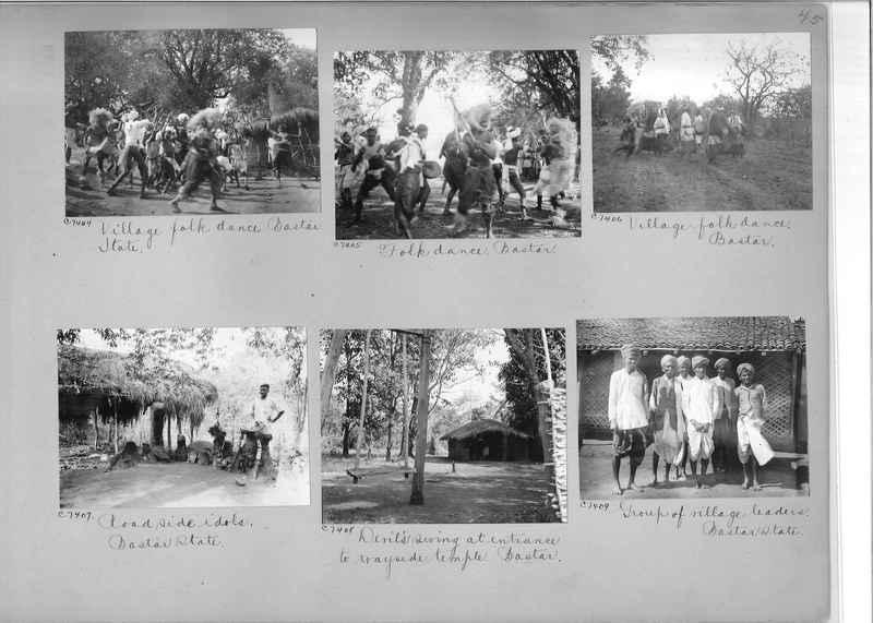 Mission Photograph Album - India #13 Page 0045