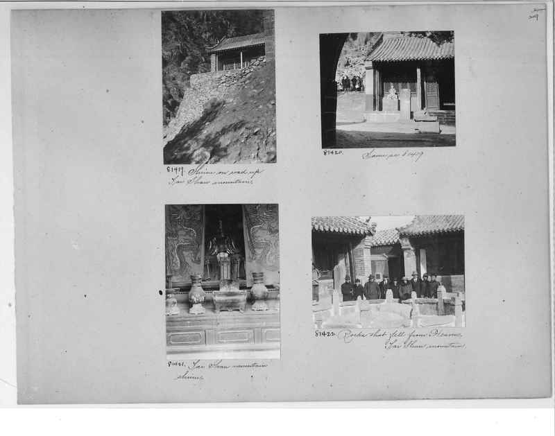 Mission Photograph Album - China #10 pg. 0209