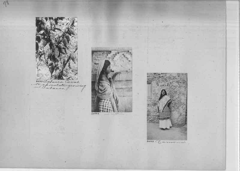 Mission Photograph Album - Mexico #04 page 0078