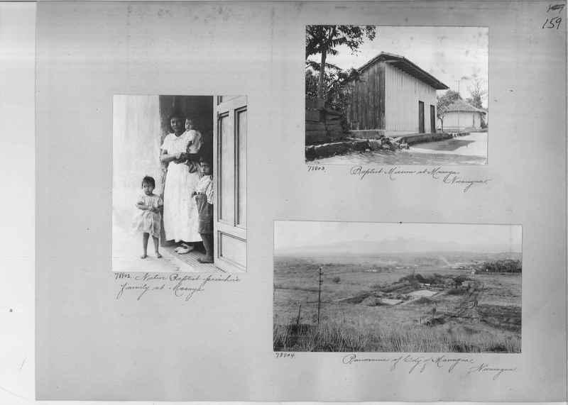 Mission Photograph Album - Panama #04 page 0159