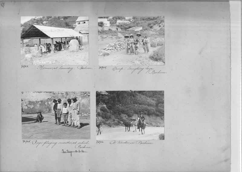 Mission Photograph Album - Mexico #05 page 0082