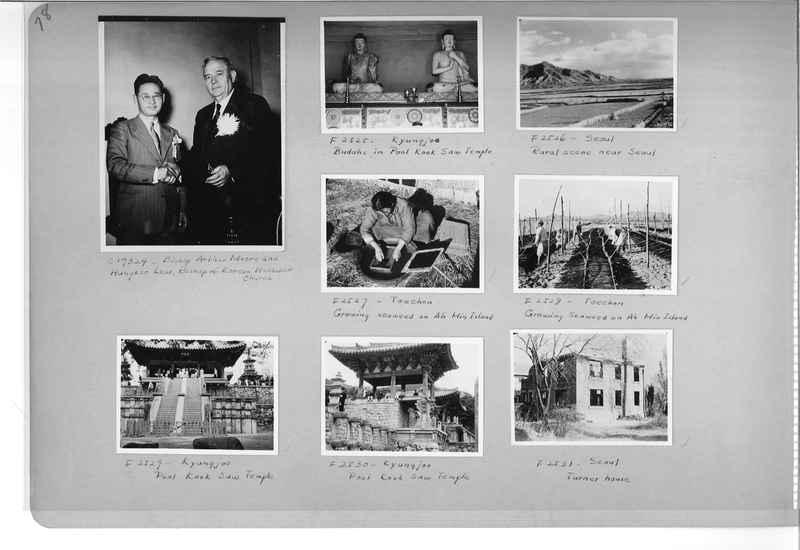 Mission Photograph Album - Korea #6 page 0078