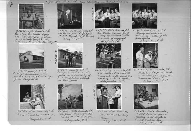 Mission Photograph Album - Panama #05 page 0018