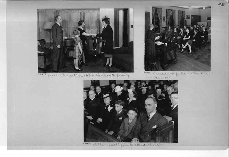 Mission Photograph Album - Religious Education #2 page 0023