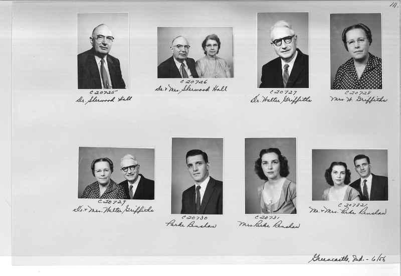 Mission Photograph Album - Portraits #09 Page 0111