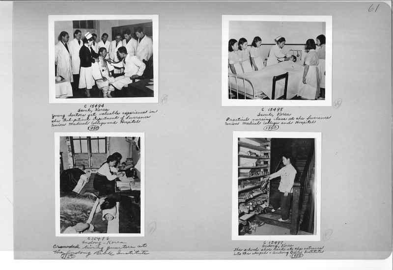 Mission Photograph Album - Korea #6 page 0061