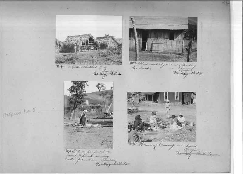 Mission Photograph Album - Mexico #05 page 0235