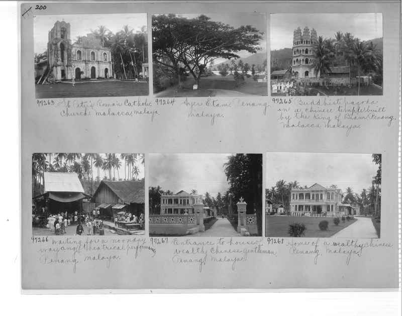 Mission Photograph Album - Malaysia #6 page 0200