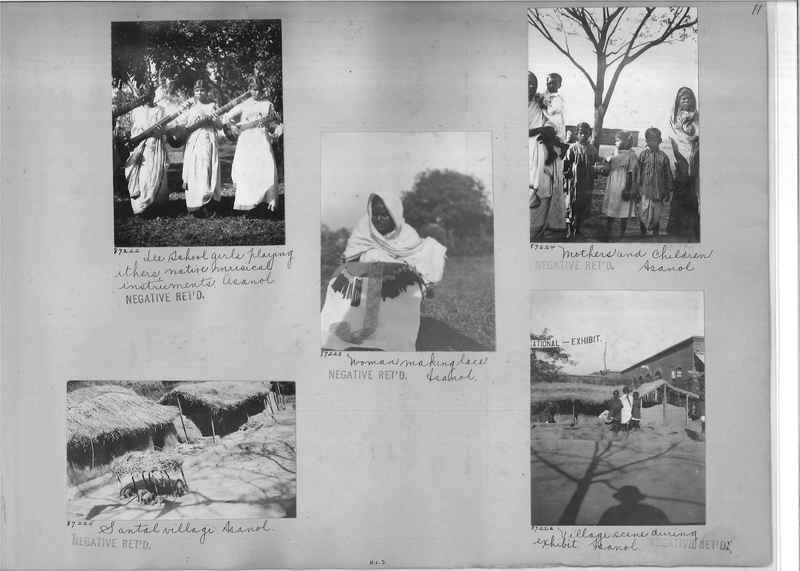 Mission Photograph Album - India #10 Page 0011