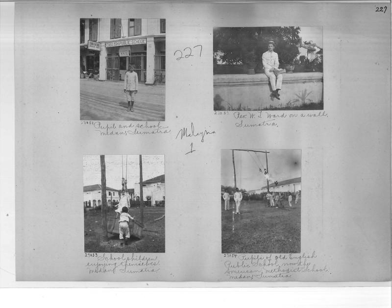 Mission Photograph Album - Malaysia #1 page 0227