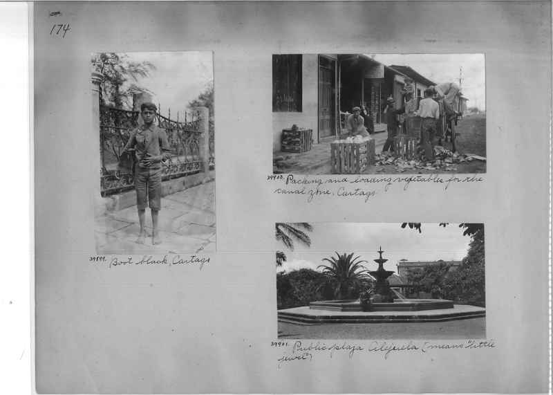 Mission Photograph Album - Panama #02 page 0174