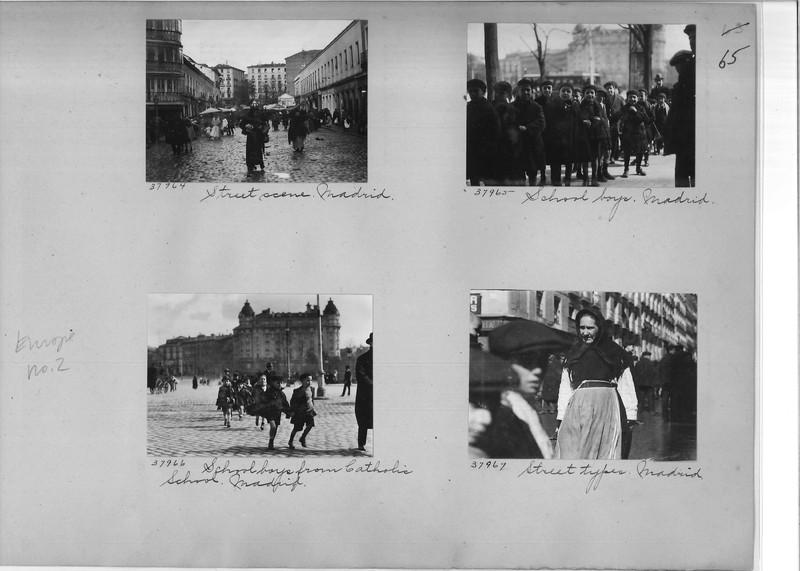 Mission Photograph Album - Europe #02 Page 0065