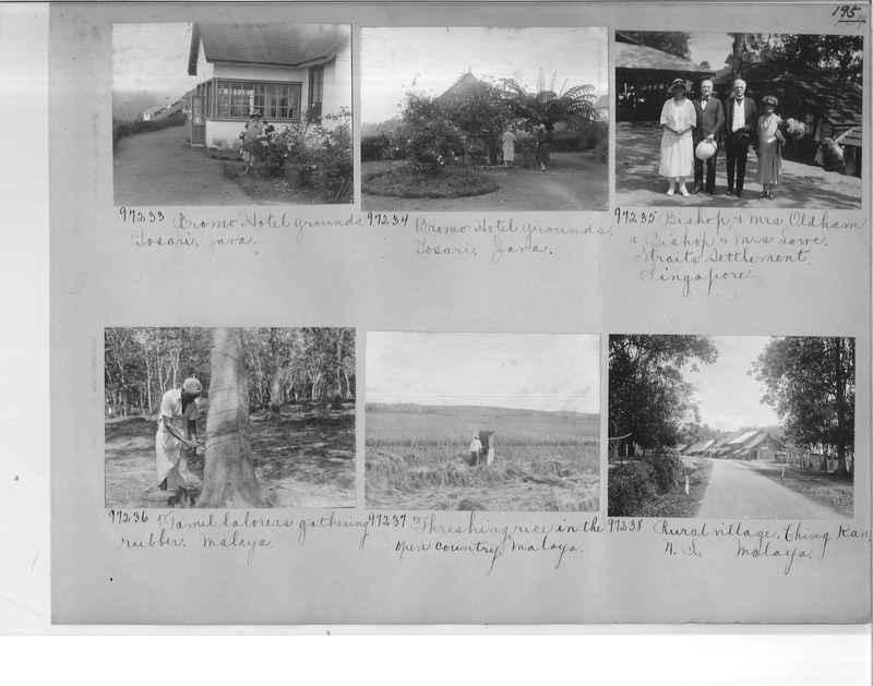 Mission Photograph Album - Malaysia #6 page 0195