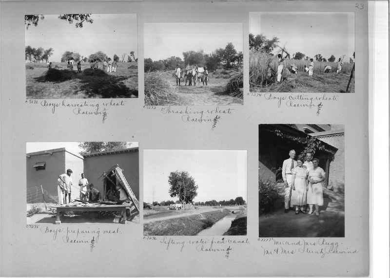 Mission Photograph Album - India #13 Page 0023