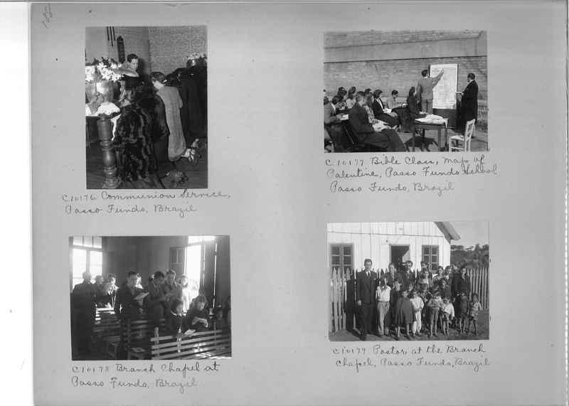 Misson Photograph Album - South America #8 page 0188