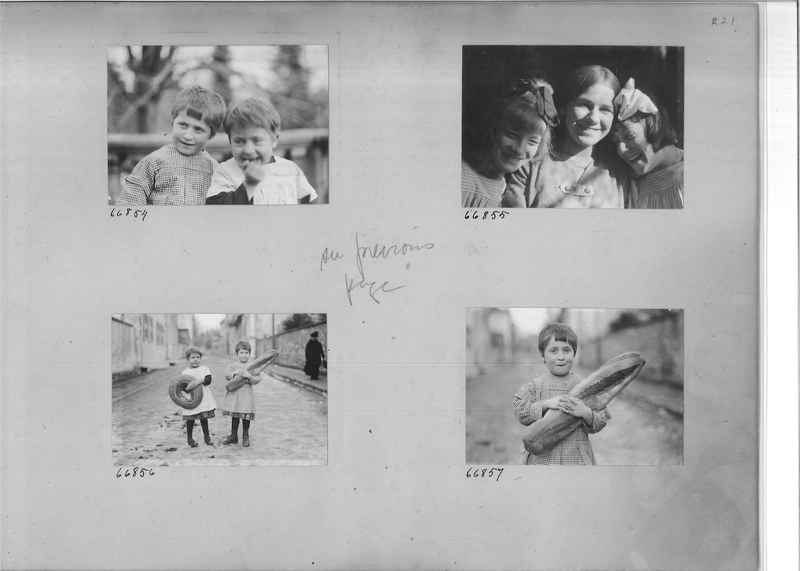 Mission Photograph Album - Europe #05 Page 0221