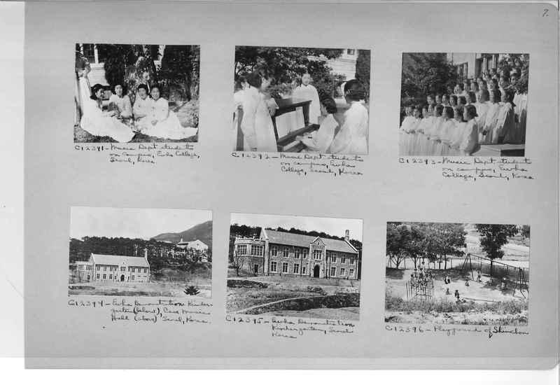 Mission Photograph Album - Korea #6 page 0007
