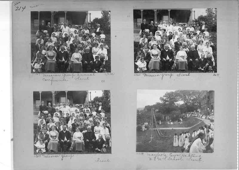 Mission Photograph Album - Korea #1 page 0214